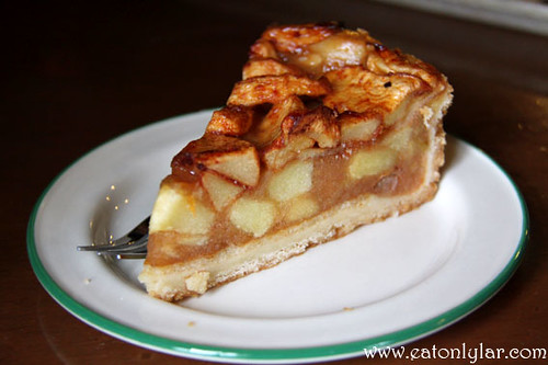 Apple Pie, De Kraai