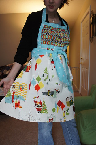 Savvy Seasons Swap - Emmeline Apron