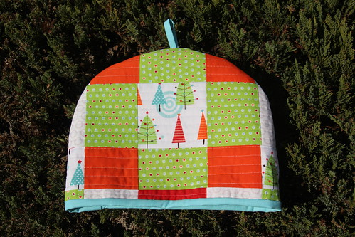 Patchwork Tea Cozy