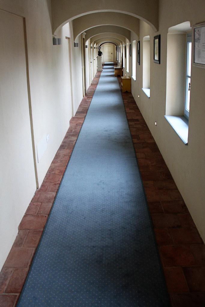 Convent Hallway
