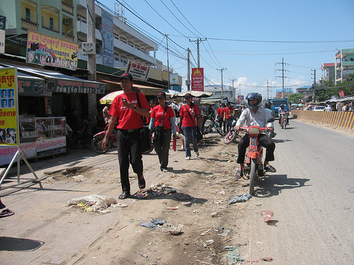 Cambodia WAD Testing 10