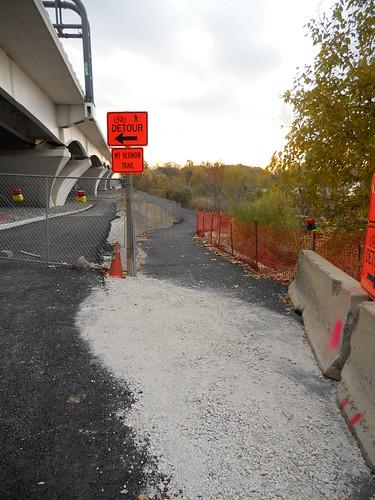 Bike Commute 131: More Fun at the Wilson Bridge