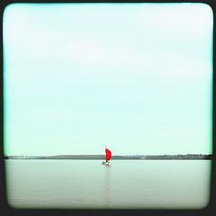 drop in the ocean (fotobananas) Tags: ocean red liverpool pen river olympus drop sail mersey wirral ep1 otterspool fotobananas