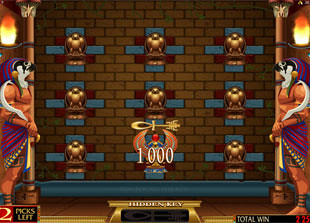 Throne of Egypt Bonus Feature