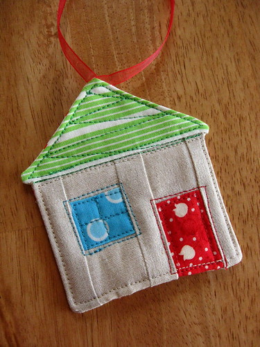 Trim the Tree Handmade Ornament Swap design