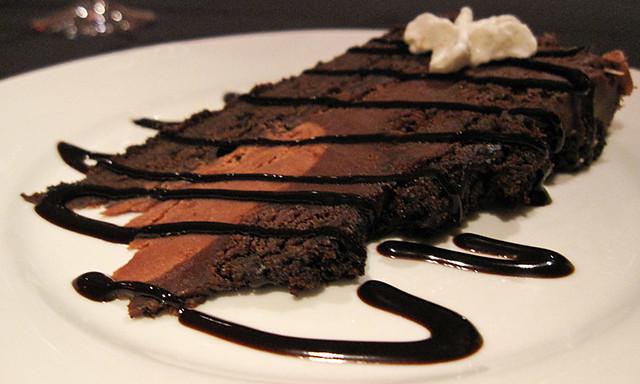 Dunns Famous chocolate ganache
