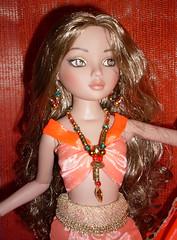 SwapEllo2011poupouske052 (Loulou Chocolat) Tags: pink red orange ink desert princess wilde invisible board swap oriental orient manoir genie charisma sultana 2011 ellowyne poupouske