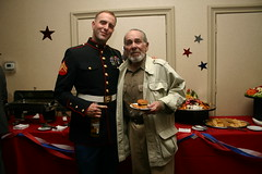 Veteran's Day Appreciation Reception, November 2011