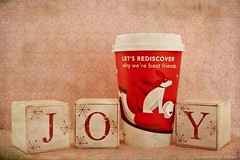 {Joy} (AG Photography{Amarie}) Tags: holiday texture starbucks redcups 2011