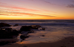 Evening Colour (timcorbin) Tags: ocean light sunset colour clouds canon australia perth cottesloe 550d