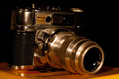 DSC02301 (Evansshoots) Tags: camera vintage 50mm kodak rangefinder 28 135 braun 56 135mm schneider kreuznach xenar paxette bromesko