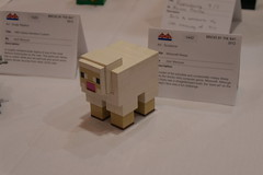 Sheepy! (The Acquaintance Crate) Tags: by bay bricks ewok disguise 2012 in bbtb minecraft