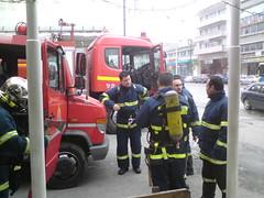 DSC01870 (geraki) Tags: firefighters fireservice 2os άσκηση