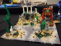 Brickcon Atlantis MOC (The Acquaintance Crate) Tags: legobrickcon