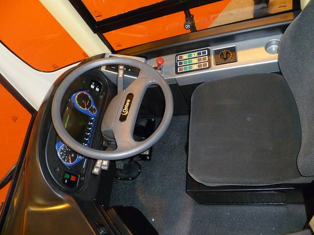 new cab for Optare Tempo SR