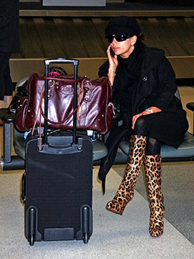 Wear Leopard Print Boots