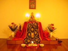 Sydney Buddhist Centre shrine