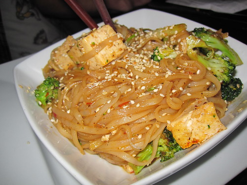 The V Spot - Pad Thai