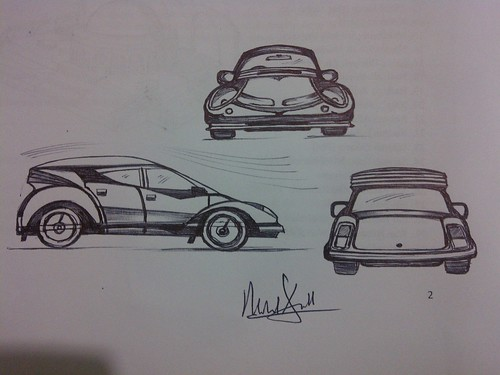 Future Car by rizauddin