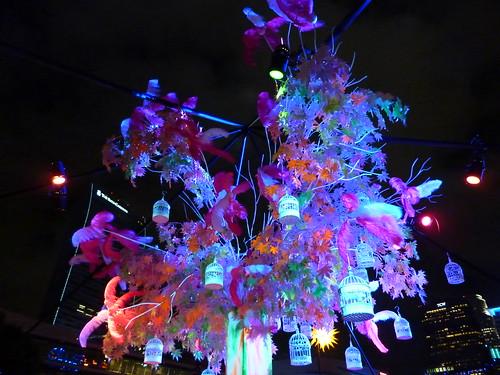 MAX Bash tree