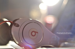 Beats By Dr.Dre (Ali iBrahim  (DOSHA)) Tags: uk phone head dr united kingdom ali sa dre headphone beats dosha 3losh aljurayfani
