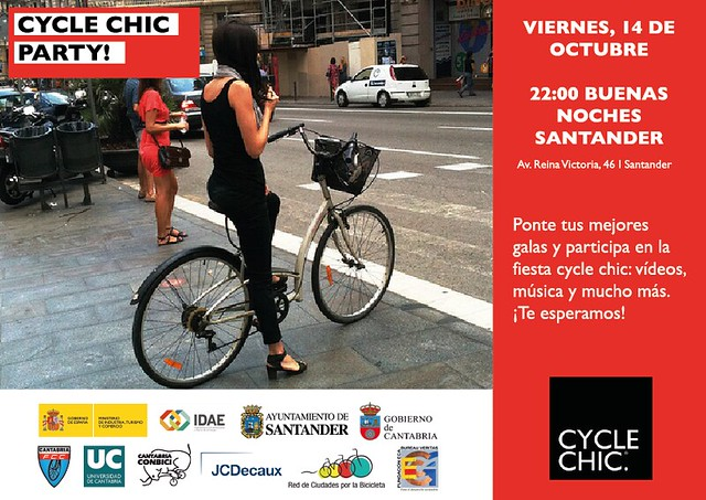 CYCLE CHIC PARTY - Santander-01