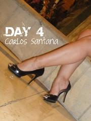 Day 4 Carlos Santana Thrifted Savers