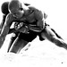 Lutte wrestling, Senegal
