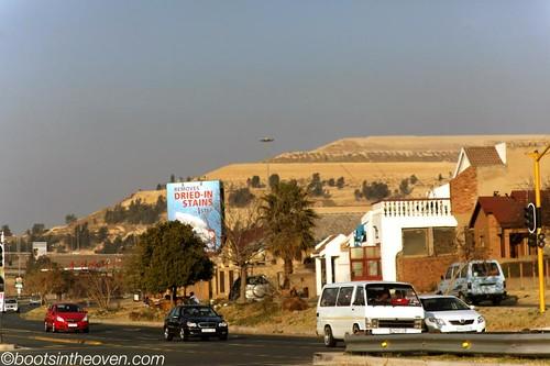 Mine Dump, Johannesburg