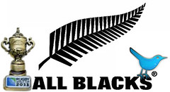 Social Media Award - All Blacks