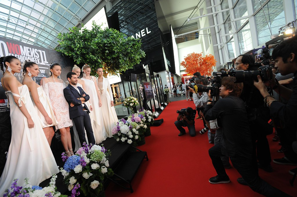 ALEXIS MABILLE WITH MODELS 3