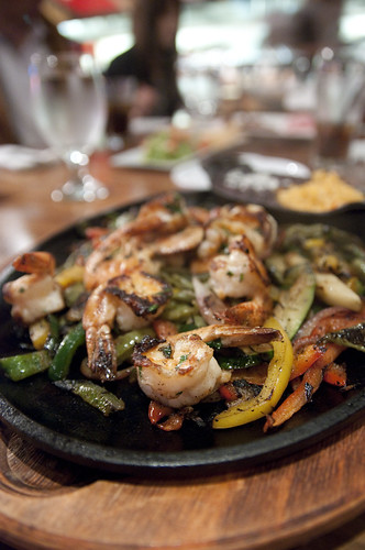 Fajitas, Mexico DF, San Francisco