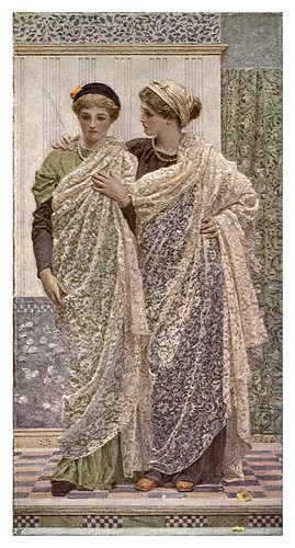 001-The old Water-Colour Society-1905-Charles HolmeCompañeras-Albert Moore