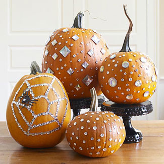 Tuesday Ten: Pretty Pretty Pumpkins