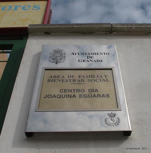 Centro de Día Joaquina Eguaras