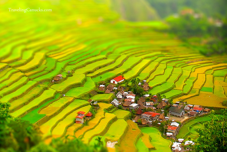 Batad Rice Terraces in the Philippines