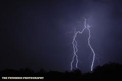 Lightning (TheTwinBros) Tags: nature weather lightning