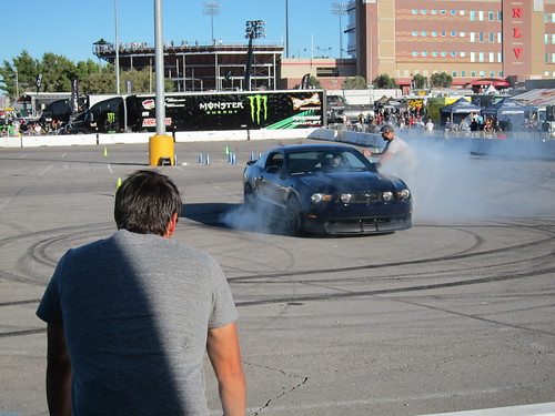 Monster Energy Cup Vegas 2011 Science Center Parker 012
