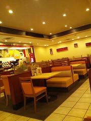 おはしカフェ・ガストで晩御飯ですの写真