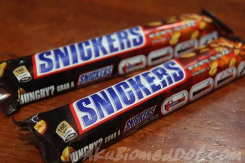 Break with Snickers