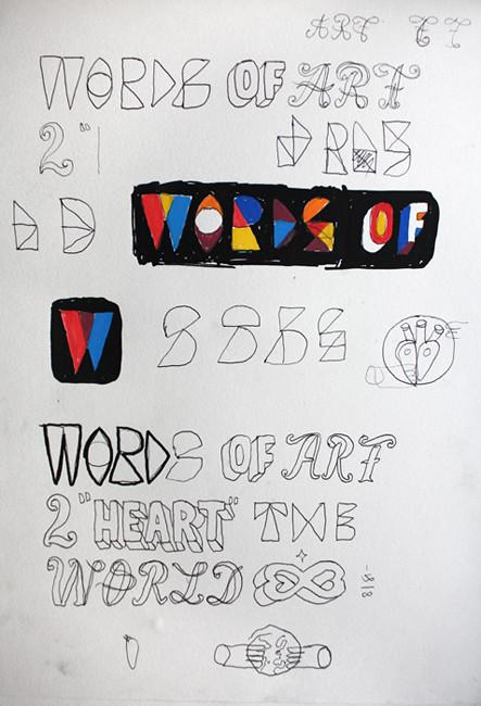 WORDS OF (HE)ART