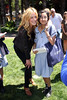 Cat Deeley and Fans
