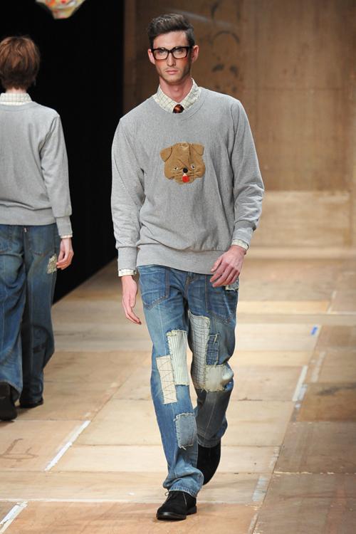 SS12 Tokyo Ne-net001_Mathias Bilien(Fashion Press)