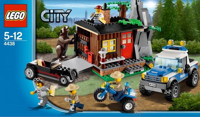 LEGO 4438