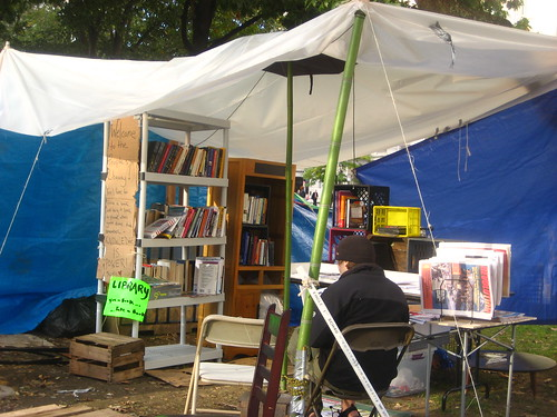 Occupy McPherson - Library