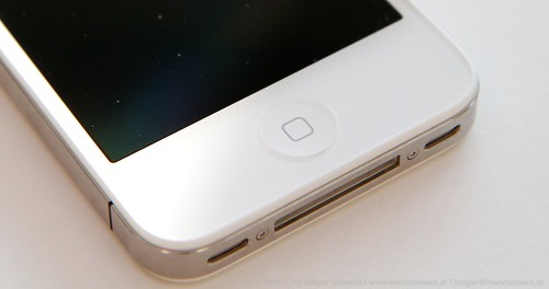 Apple iPhone 4S weiss