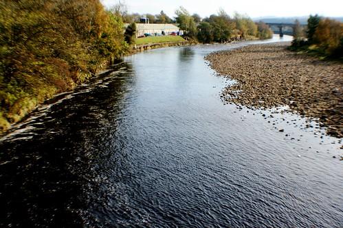 North Tyne River, Haltwhistle