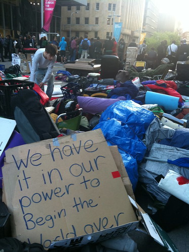 Occupy Sydney - We have the power to begin the world over