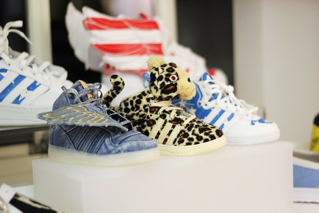 jeremy scott adidas trainers kids