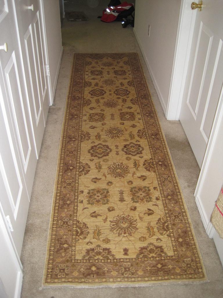 Tea Dyed Carpet